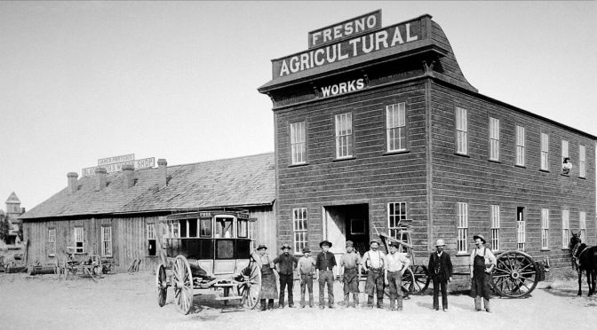 Fresno Historical Armenian Town District